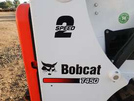 Bobcat T450 Tracked Skidsteer Loader - picture14' - Click to enlarge
