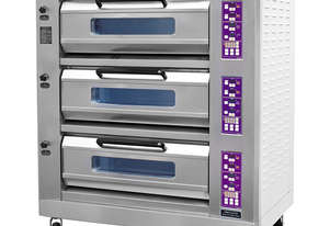 PEO-6A High Performance Pizza Deck Oven