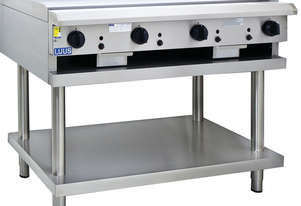 1200mm Teppanyaki Grill with legs & shelf