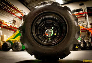 Dingo Wheel And Tyre Aftermarket Mini Loader fits K9-3 Dingo Rim And Tyre
