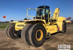2013 Hyster RS45-31CH Container Reach Stacker