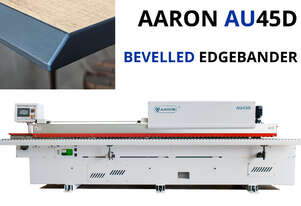 AARON 45° Bevelled Edgebander | AU45D | Doors, Finger-pull, Handle-free | Australian-owned