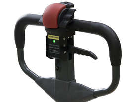 Brand New Semi-Electric Hand Pallet Truck/Jack - picture2' - Click to enlarge
