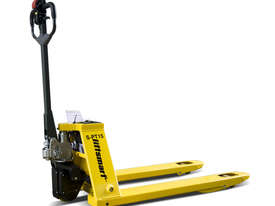 Brand New Semi-Electric Hand Pallet Truck/Jack - picture3' - Click to enlarge