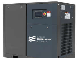 30kW (40HP) Direct Drive Screw Compressor  - picture0' - Click to enlarge
