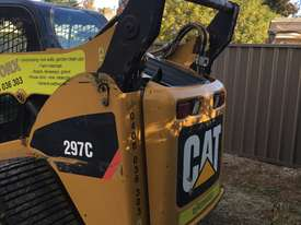 Used CAT 297C Skid Steer - picture2' - Click to enlarge