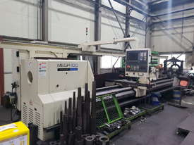 2009 Hwacheon MEGA 100x6000 CNC Lathe - picture0' - Click to enlarge