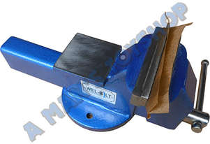 BENCH VICE 125MM WITH ANVIL CAST STEEL