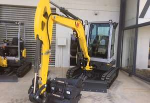 EZ36 EXCAVATOR ANGLE/FLOAT 4.2t BLADE 5 Year Warranty GPS TRACKING