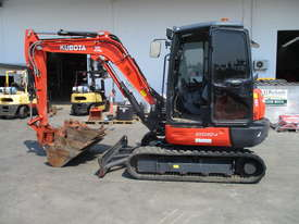 Kubota KX040-4 Low Hours  - picture0' - Click to enlarge