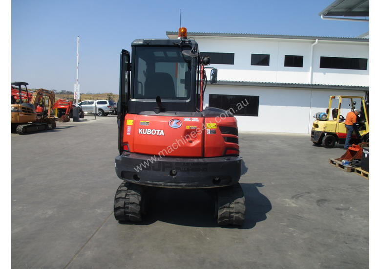 Kubota KX040-4 Low Hours