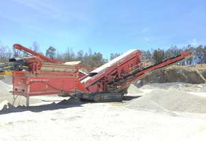 2013 Terex / Finlay 694+ Supertrak Tracked Mobile Screen Plant
