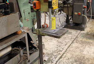 Tanner LC Pedestal Drilling machine