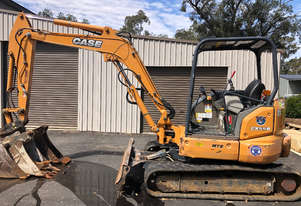 Case CX55B Tracked-Excav Excavator
