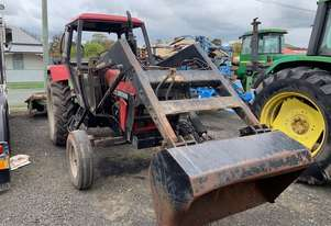 David Brown 1394 2WD Rops Tractor