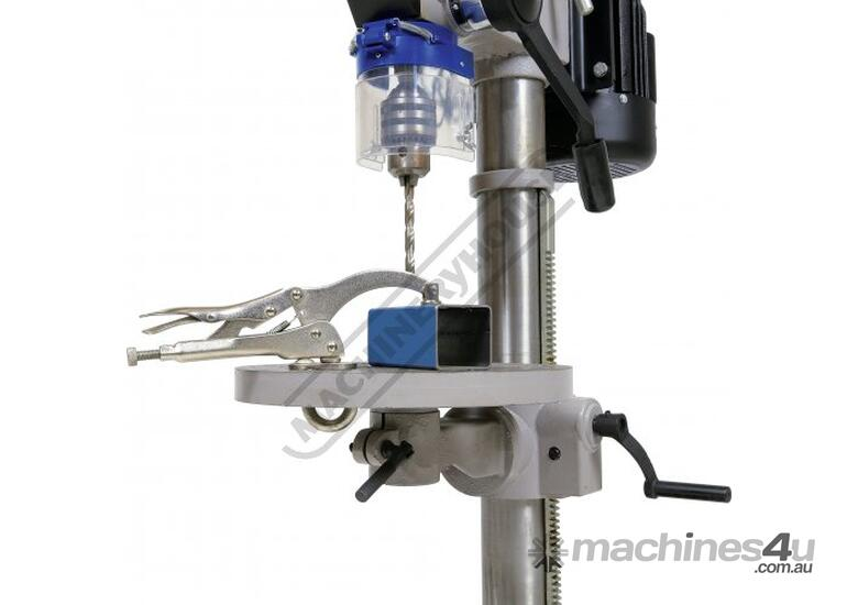 PD-325 Pedestal Drill & Clamp Package Deal 16mm Drill Capacity 2MT