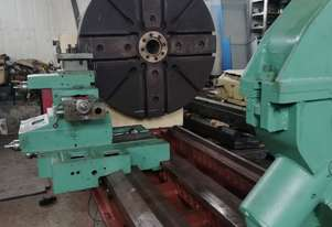 1400mm x 10,000 Heavy Duty Lathe to be Refurbished