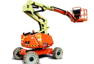 JLG 34ft Diesel Knuckle Boom Lift