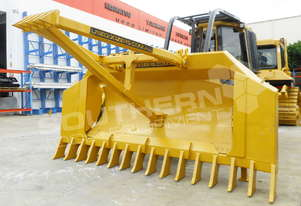 CAT D5G XL Dozer Stick Rake & Tree Pusher DOZRAKE