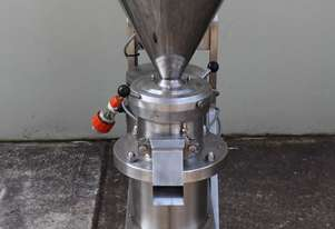 Verticle Tooth Colloid Mill
