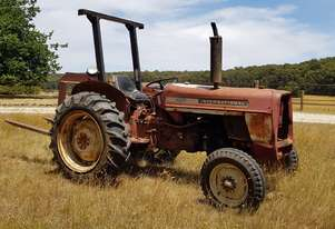 Vintage International Harvester 444