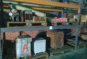 Assorted Bearings And Eaton Power Cond