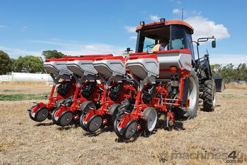 2021 IRTEM 4 ROW PNEUMATIC PRECISION PLANTER