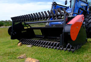 Tractor Heavy Duty Rock Picker