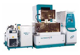 Electronica Ultracut F-2 CNC Wire