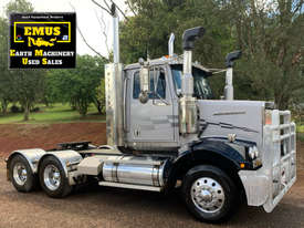 2010 Western Star 4800FX Prime Mover. E.M.U.S. TS554 - picture0' - Click to enlarge