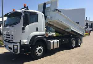 2008 ISUZU FXZ 1500 - Tipper Trucks