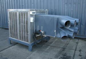 Heavy Duty Industrial Hot Air Supply Heating Unit Blower - Pioneer