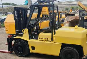 Hyster 5 ton Container Mast  *for hire*