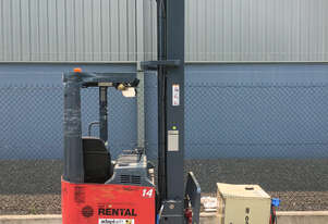 1.4T Battery Electric Sit Down Reach Truck