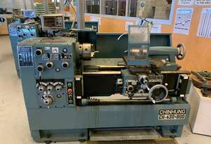 2013 Used AJAX Chin Hung (Taiwan) CH-430 x 800 Lathes ex-College