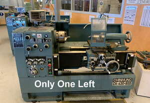 2013 Used AJAX Chin Hung (Taiwan) CH-430 x 800 Lathe ex-College