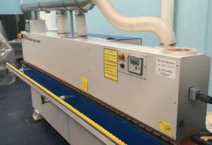 NikMann -TF-v.25, Edgebander with Pre Milling + Dust  Extractor package from Europe
