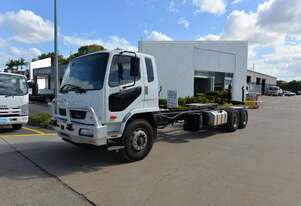 2013 MITSUBISHI FUSO FIGHTER FN600 - Tray Truck - 6X4