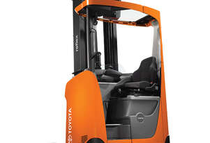 Toyota RRE140/160/180/200/250H Reach Forklift