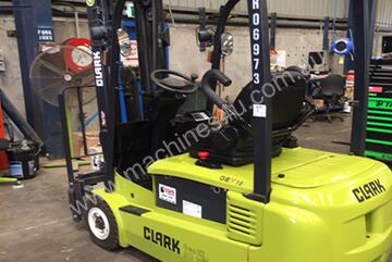 1.8t Electric CLARK Container Access Forklift