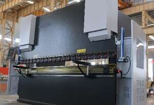 ASSET INDUSTRIAL 220-4000MB7-NC2. Pressbrake. 4000mm x 220Ton. 2 Axis NC Controller, Table Crowning