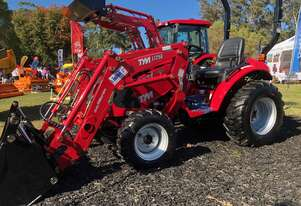 TYM T265, Front end Loader 4wd