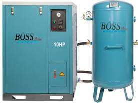 BOSS 48CFM/ 10HP Silent Workshop Air Compressor  - picture0' - Click to enlarge
