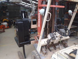 Telehandler Log Grab / Grapple GT53 - picture9' - Click to enlarge