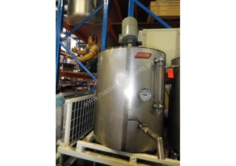 IFM SHC00657 - Used Jacketed Kettle