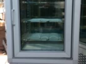 Ifm Shc00260 Used Single Glass Door Freezer - picture0' - Click to enlarge