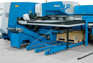Finn-Power LPe Laser Turret for sheet size up to 4