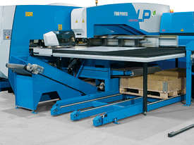 Finn-Power LPe Laser Turret for sheet size up to 4 - picture0' - Click to enlarge