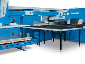 Finn-Power LPe Laser Turret for sheet size up to 4 - picture1' - Click to enlarge