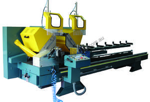 BROBO TNF113 AUTOMATIC NON-FERROUS DUAL HEAD SAW